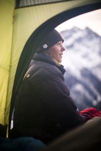 Winterbiwak und Sternenzug über Pettneu am Arlberg 2017