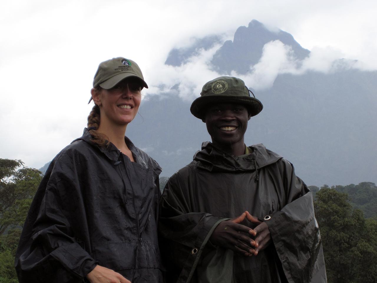 Bukima Mountain Gorilla Visit