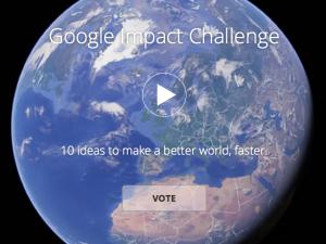 Google Impact Challenge 2